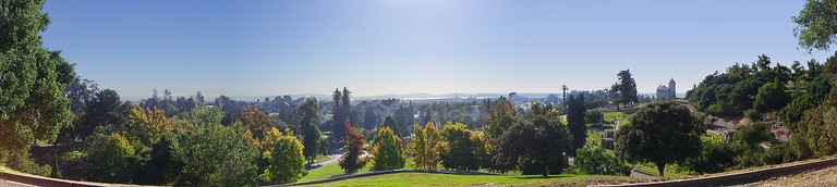 Mountain View Cemetery © DarkCryst/Wikipedia