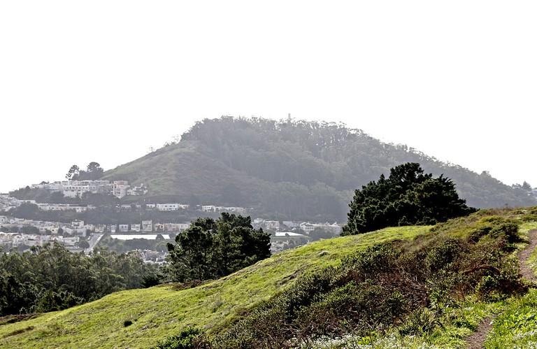Mount Davidson © CrankyScorpion/Wikipedia