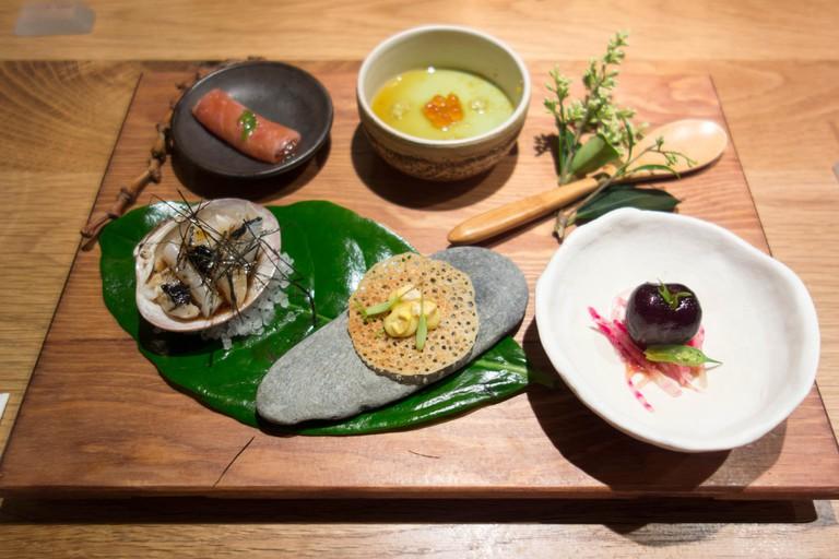 A selection of dishes at Pakta   © Kent Wang