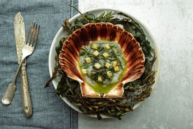 Seaweed Recipe | Courtesy Of The Kitchin