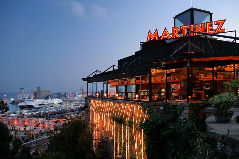 Restaurant Martinez | © Jorge Franganillo