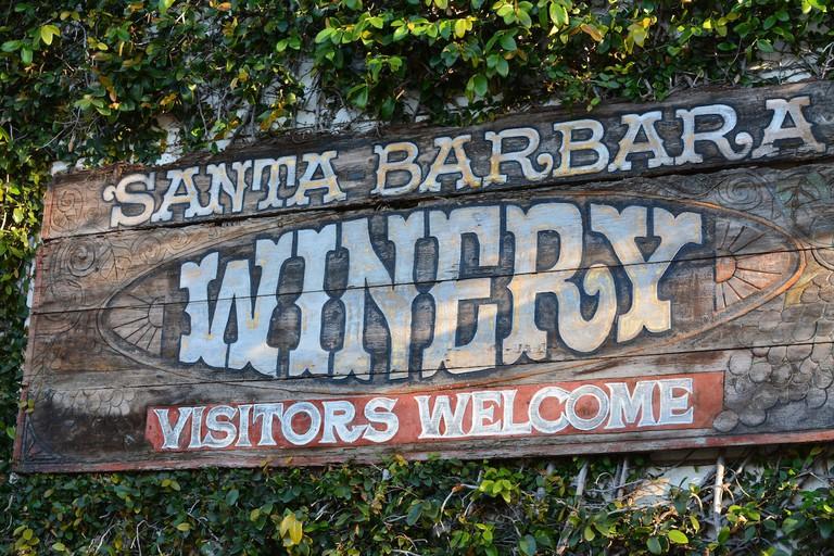 Santa Barbara Winery   © Tom Hanny/Flickr