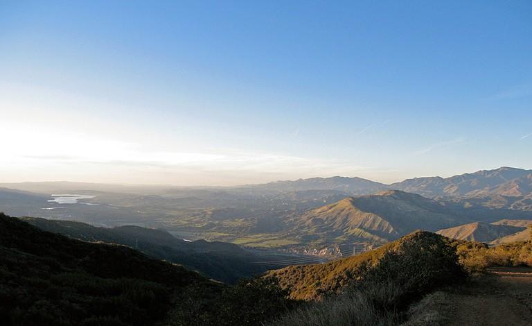 Santa Ynez Valley   © pfly/Flickr