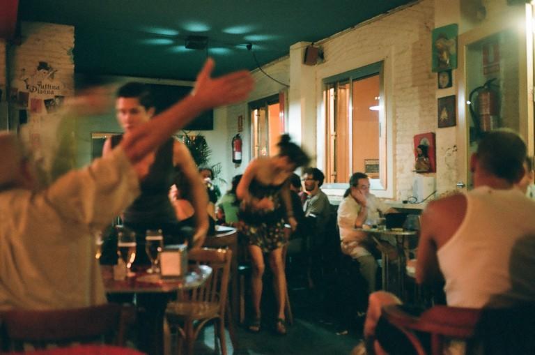 The bar Santa Marta | © Yury Ostromentsky