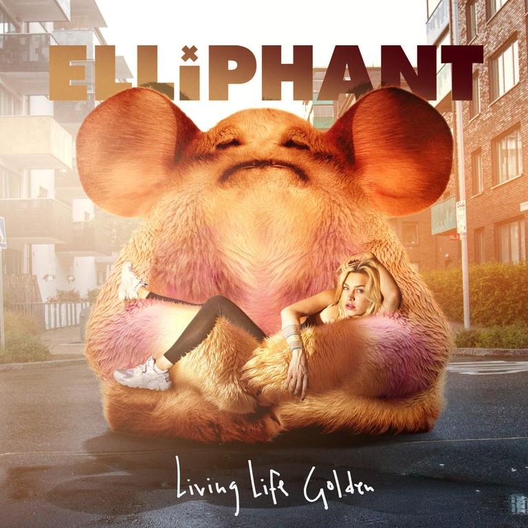 "Elliphant ""Living Life Golden"" | © TEN Music Group/Kemosabe"