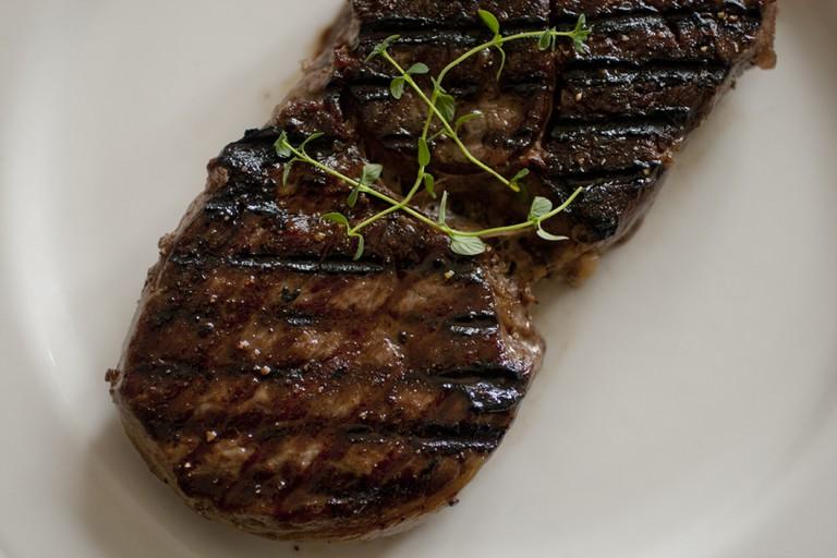 Steak © Tella Chen/Flickr