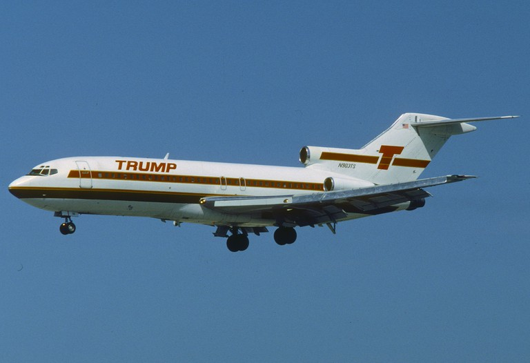 Trump Shuttle | © Aero Icarus/Flickr