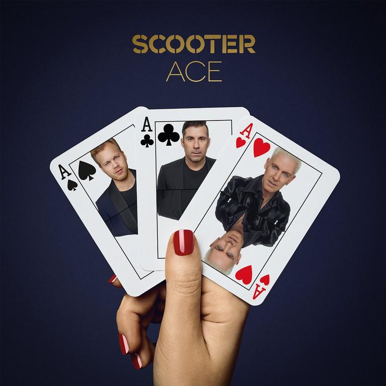 "Scooter ""Ace"" | © Sheffield Tunes/Kontor"