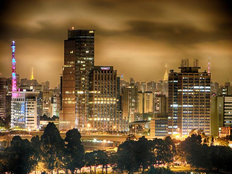 Sao Paulo city  © Diego Torres Silvestre/Flickr