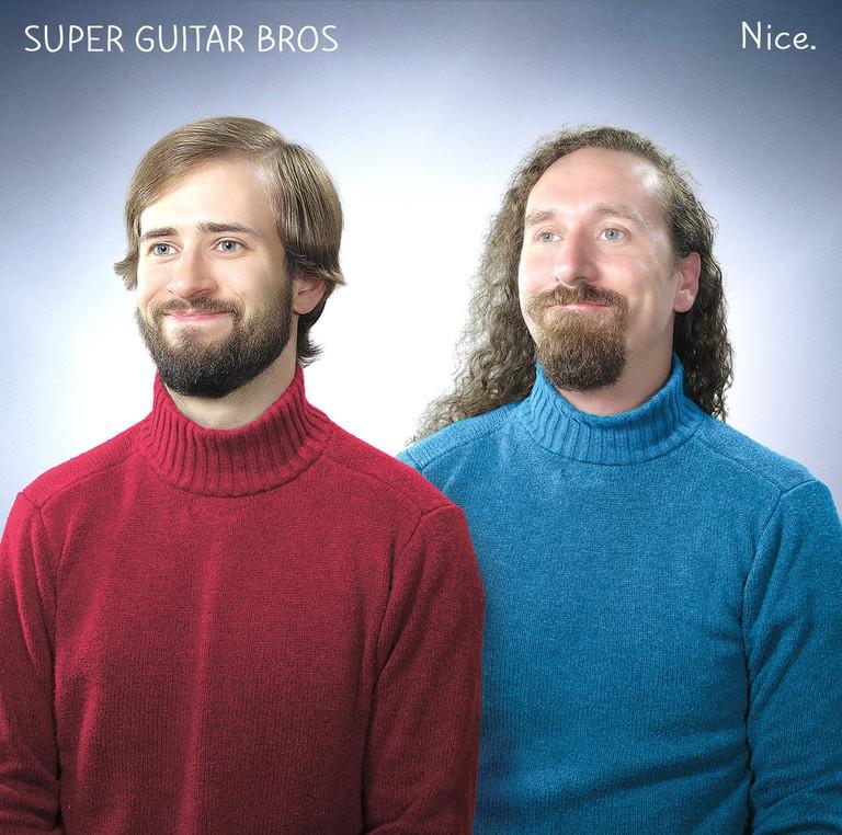 "Super Guitar Bros ""Nice."" | © Super Guitar Bros"
