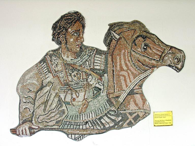 Alexander The Great | © Dennis Jarvis/Flickr