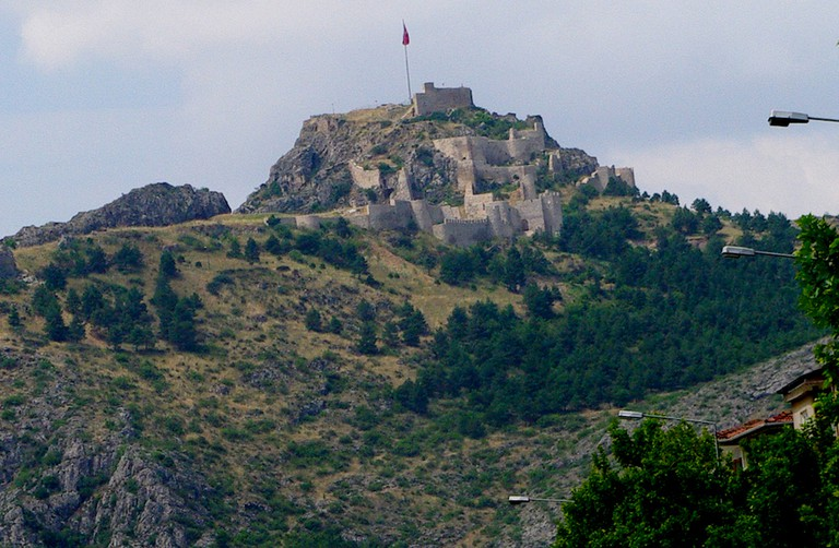 Amasya Castle/Wikimedia Commons
