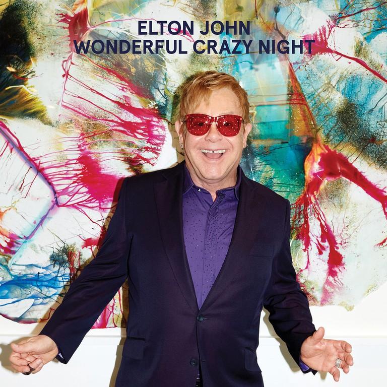"Elton John ""Wonderful Crazy Night"" |© Mercury/Virgin EMI"