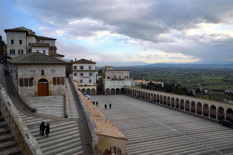 Assisi | © Livia Hengel