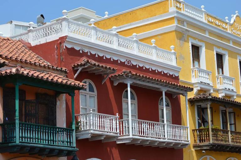 Cartagena Old City   © Nikki Vargas/The Pin the Map Project