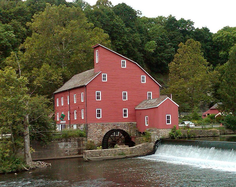 Red Mill, New Jersey | © Wikipedia Commons