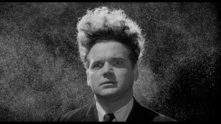 Jack Nance in 'Eraserhead'   © Libra Films International