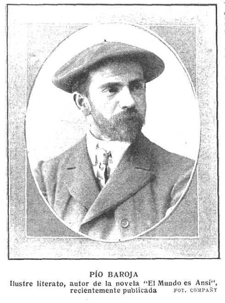 Pío Baroja | © Fot. Company