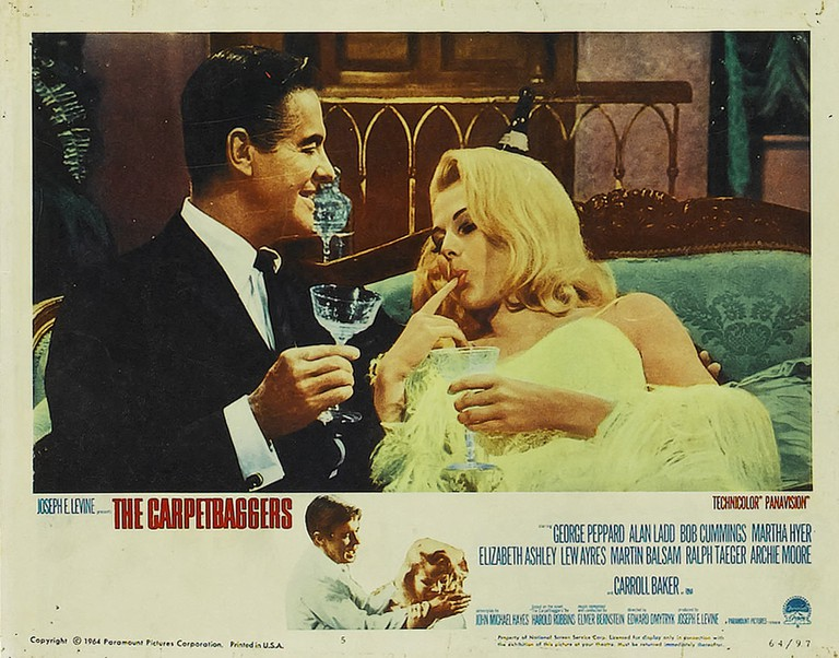 The Carpetbaggers 1964 Dvdrip Honeyko
