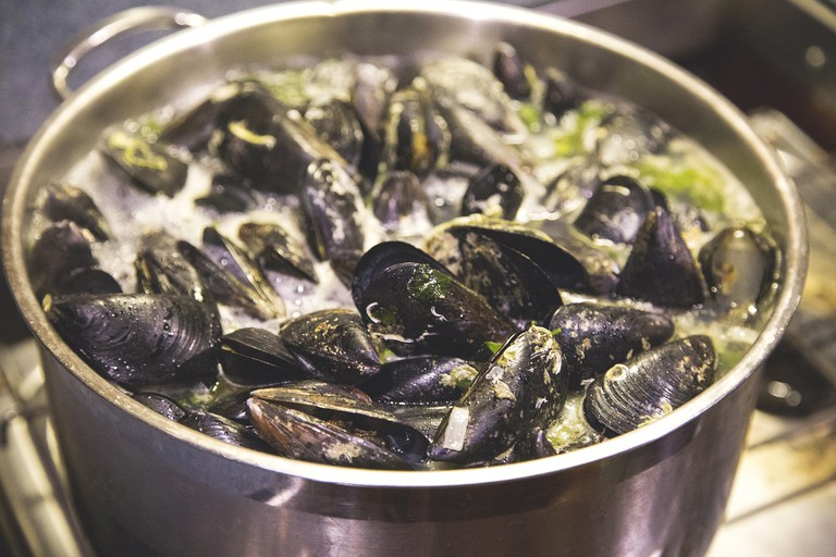 Mussels/ ©Pixabay