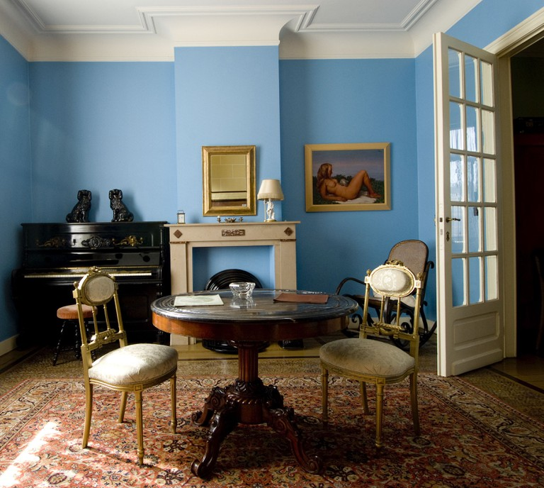 Magritte House Museum | Courtesy of Magritte House Museum