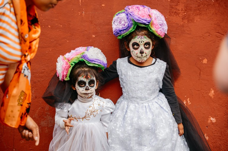 Day Of The Dead-Oaxaca-Mexico