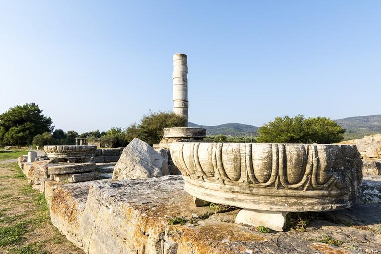 Pythagoreion and Heraion of Samos ©Nejdet Duzen / Shutterstock