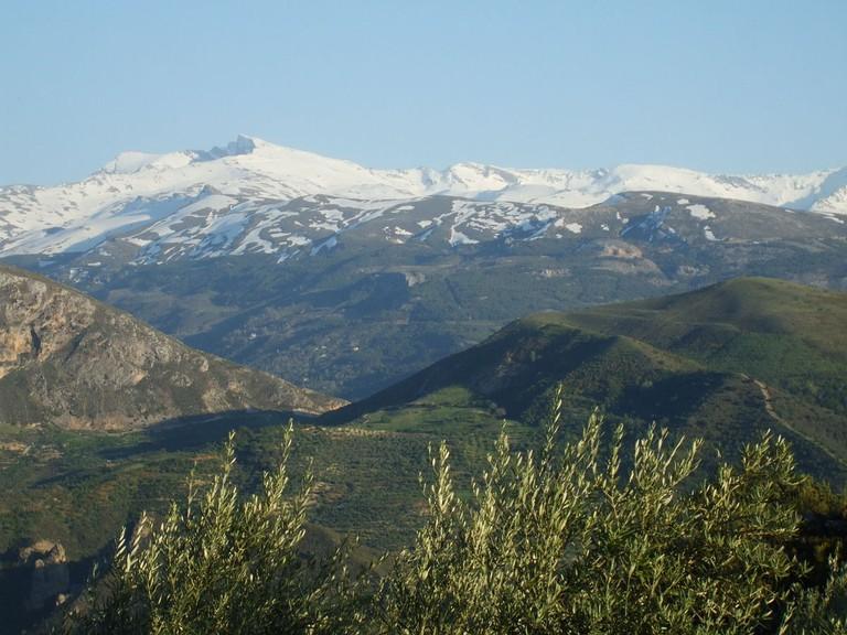 Sierra Nevada, Spain   © ThomasThen