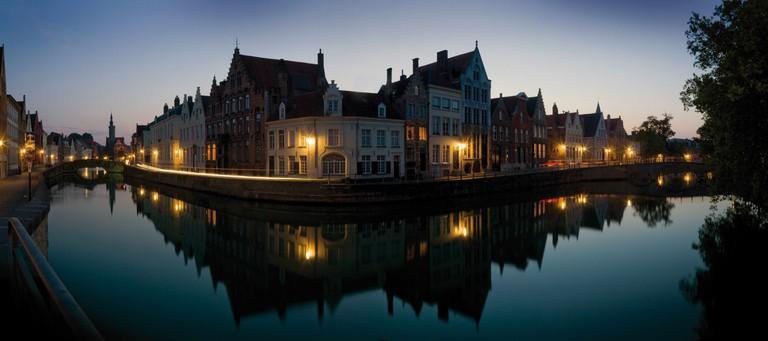 Bruges quays   © Jan Darthet/courtesy of Toerisme Brugge