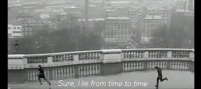 Still from Les 400 coups by François Truffaut (1959)
