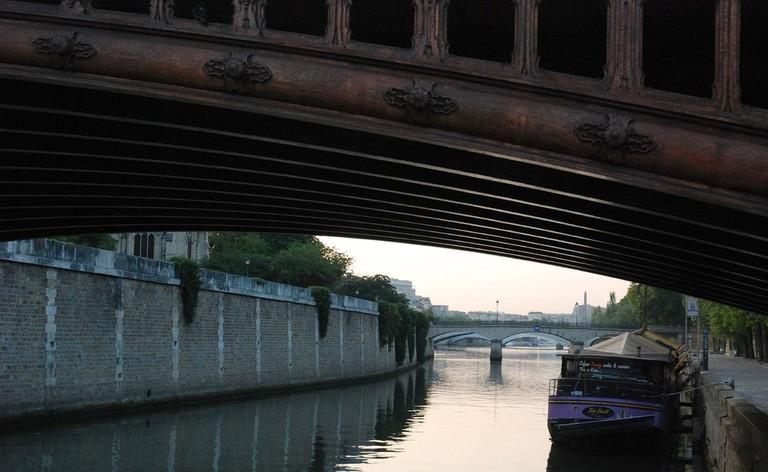 The Pont au Double │© akunamatata