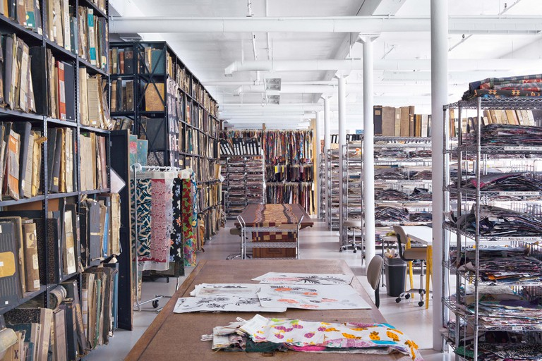 The Design Library, Hudson Valley, New York. Photo: Mark Mahaney