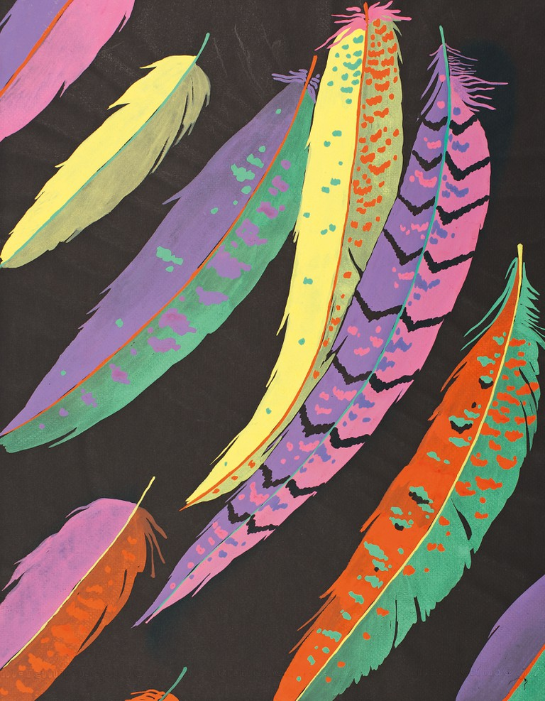 Feathers © The Design Library