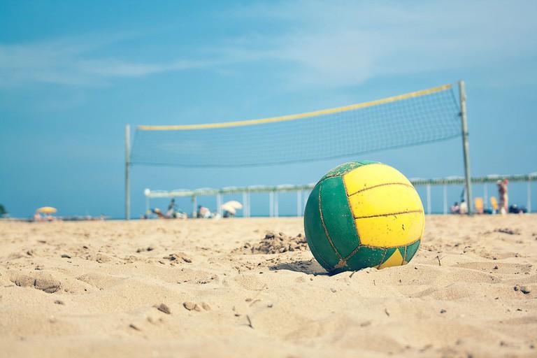 Beach Volley  © Juanedc/WikiCommons