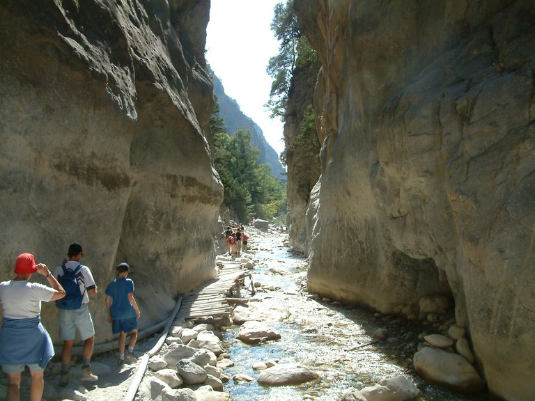 Samaria Gorge | © Tim Dobbelaere/Flickr