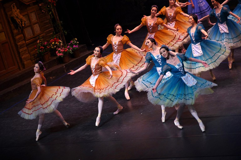Guangzhou Ballet play Giselle in Shanghai |© 陈文/Flickr