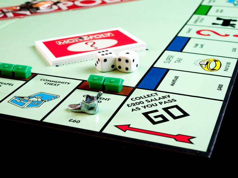 Monopoly © William Warby/Flickr