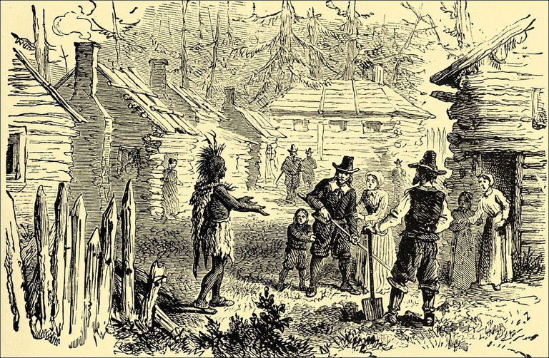 Wampanoag | Public Domain/WikiCommons