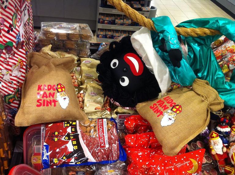 Zwarte Piet merchandise is becoming rarer in the Netherlands | © MysterieusVP / WikiCommons