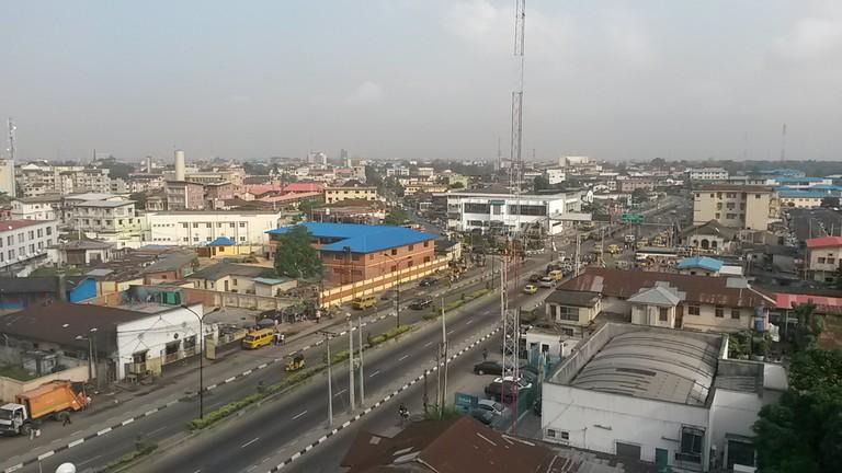 CCHub, Lagos, Nigeria | Courtesy Jollof Malt