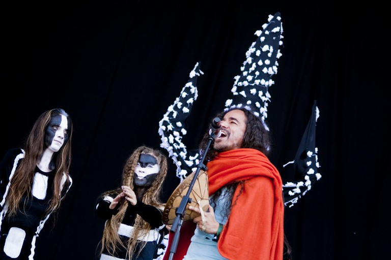 Café Tacuba performing at Lollapalooza, Chile | © Cancha General/Flickr