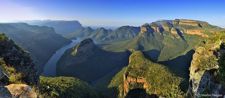 Blyde River Canyon, Mpumalanga, South Africa © Martin Heigan / Flickr