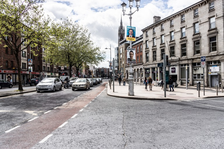 Thomas Street in Dublin's Liberties | © William Murphy/Flickr