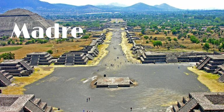 Teotihuacán | © Dennis Jarvis/Flickr