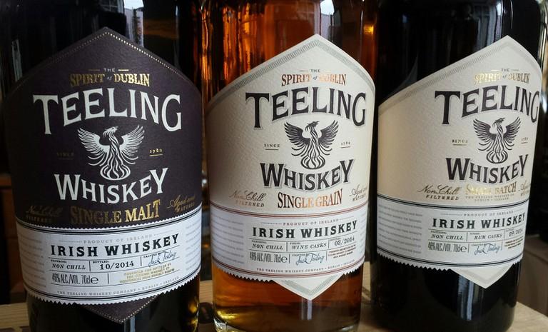 Teeling Whiskey   © Dominic Lockyer/Flickr
