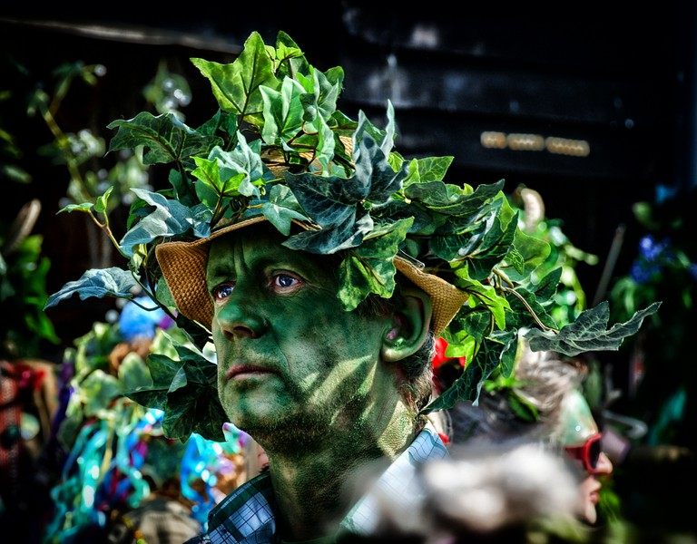 From the Jack in the Green Festival, a modern May Day celebration | © Duncan Price/Flickr