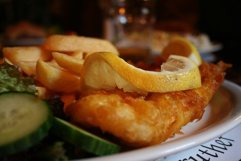 Fish And Chips | © 46137/Flickr