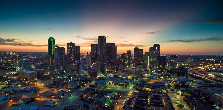 Dallas Skyline | © Daxis/Flickr