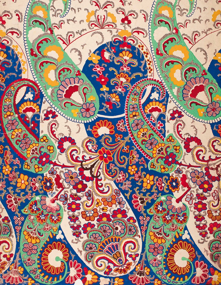 Paisley © The Design Library