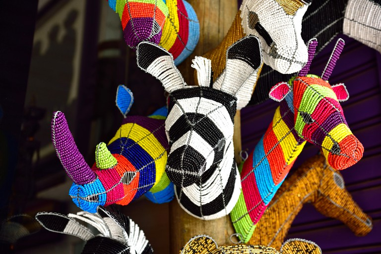Bead and Wire art © South African Tourism/Flickr